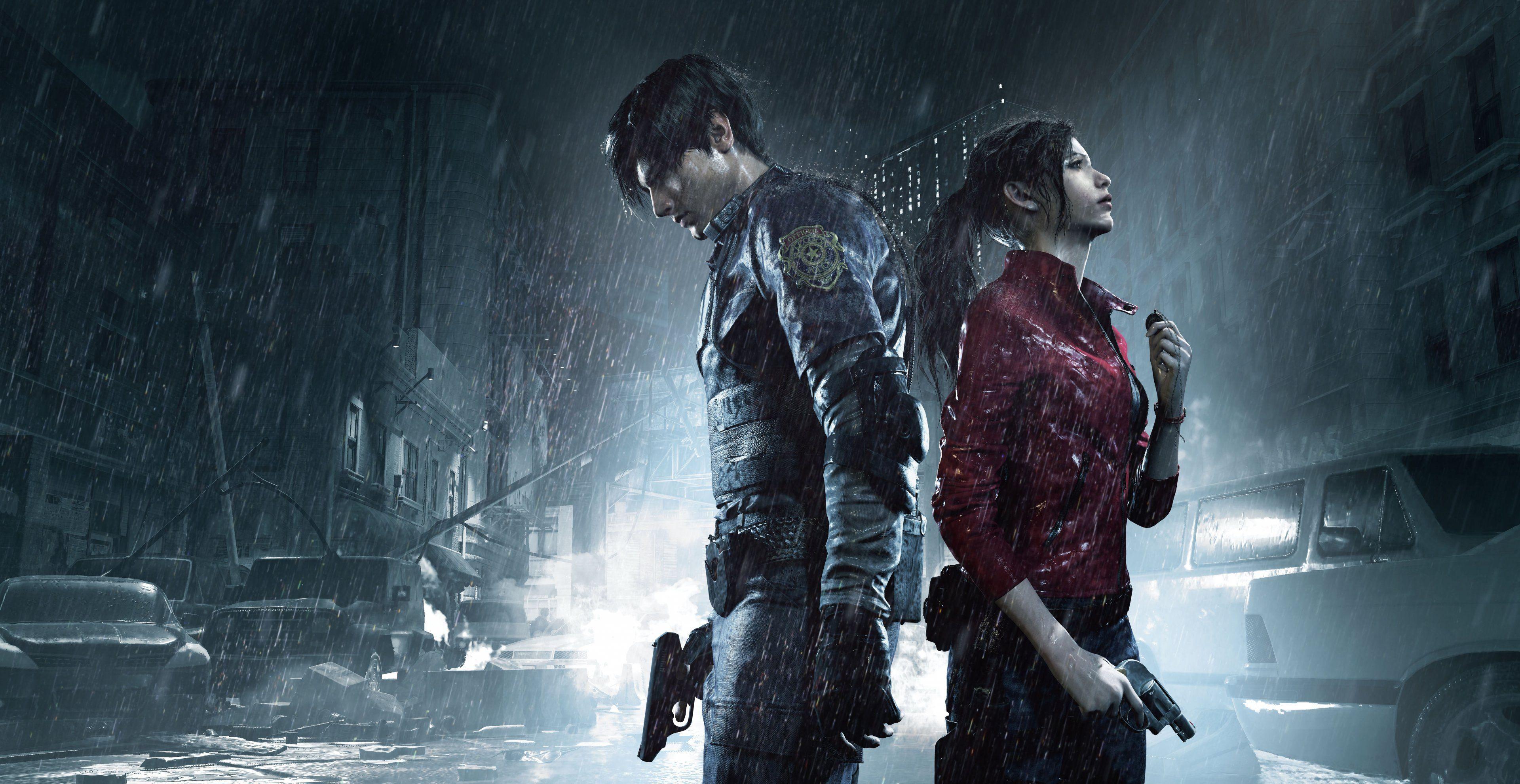 """""""Resident Evil 2"""": Una docena de nuevas imágenes del remake"""