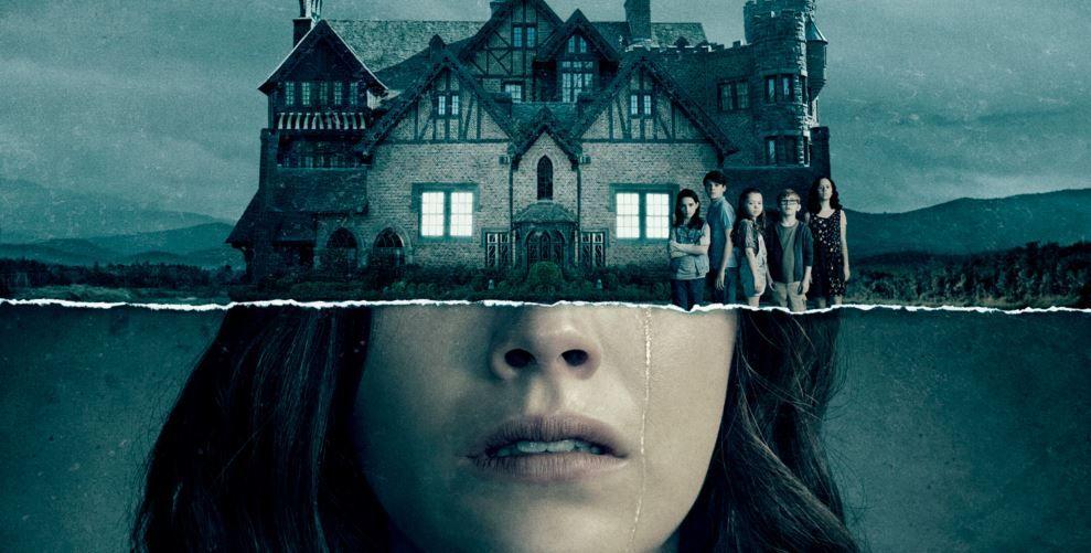 """""""La Maldición de Hill House"""": Nuevo tráiler español y póster de la serie."""