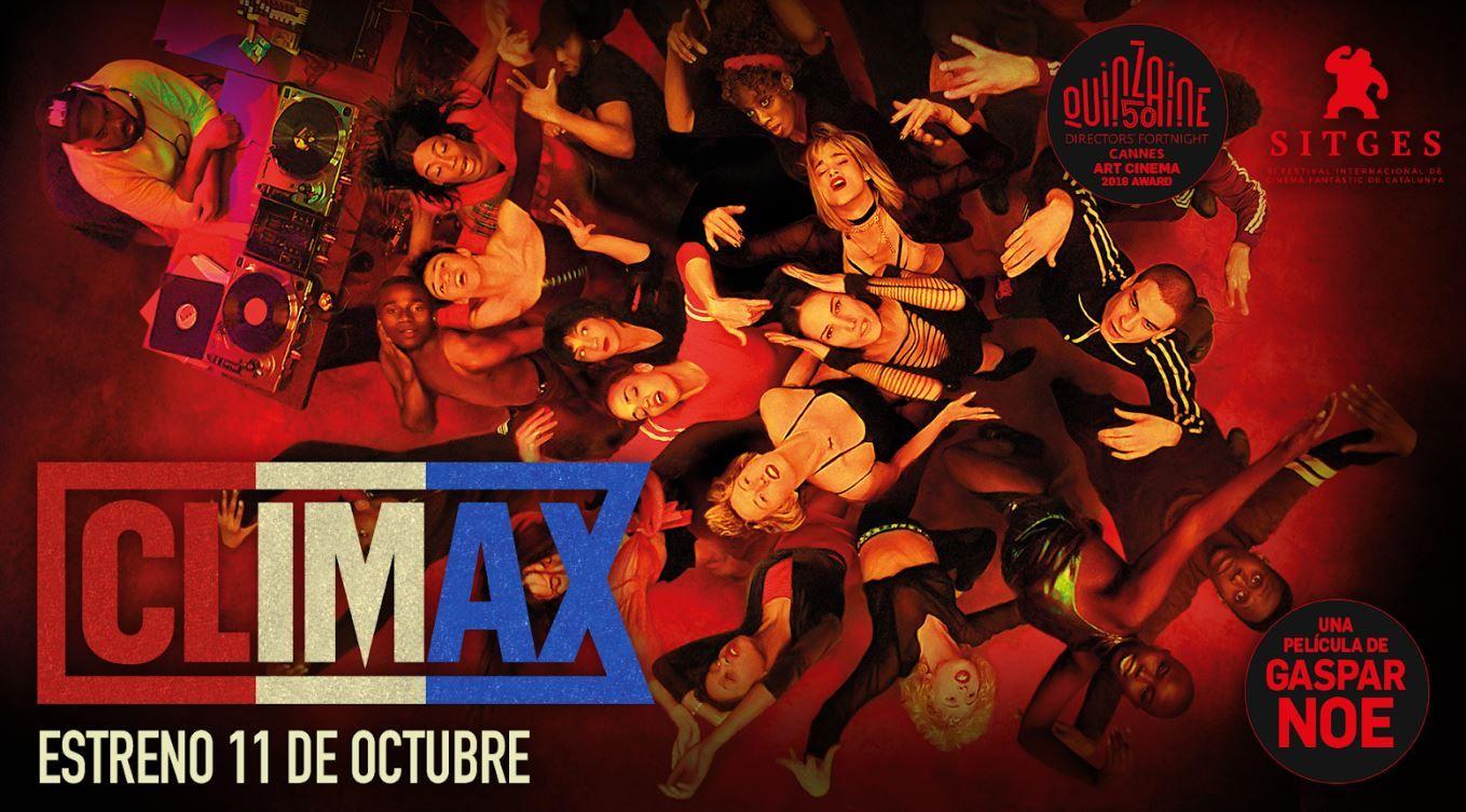 """Sorteamos entradas dobles para ver """"Climax"""" en Sitges y en Madrid"""