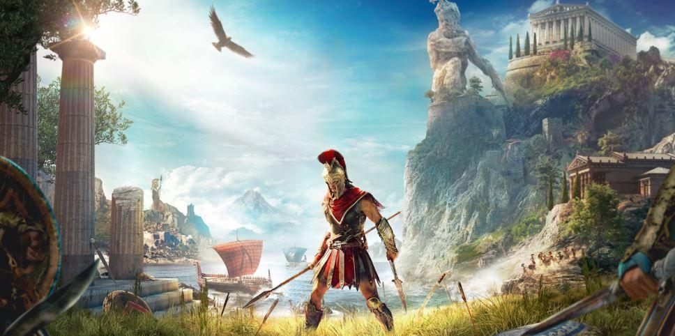 """""""Assassin´s Creed Odyssey"""" ya está a la venta para PS4, Xbox One, y PC"""