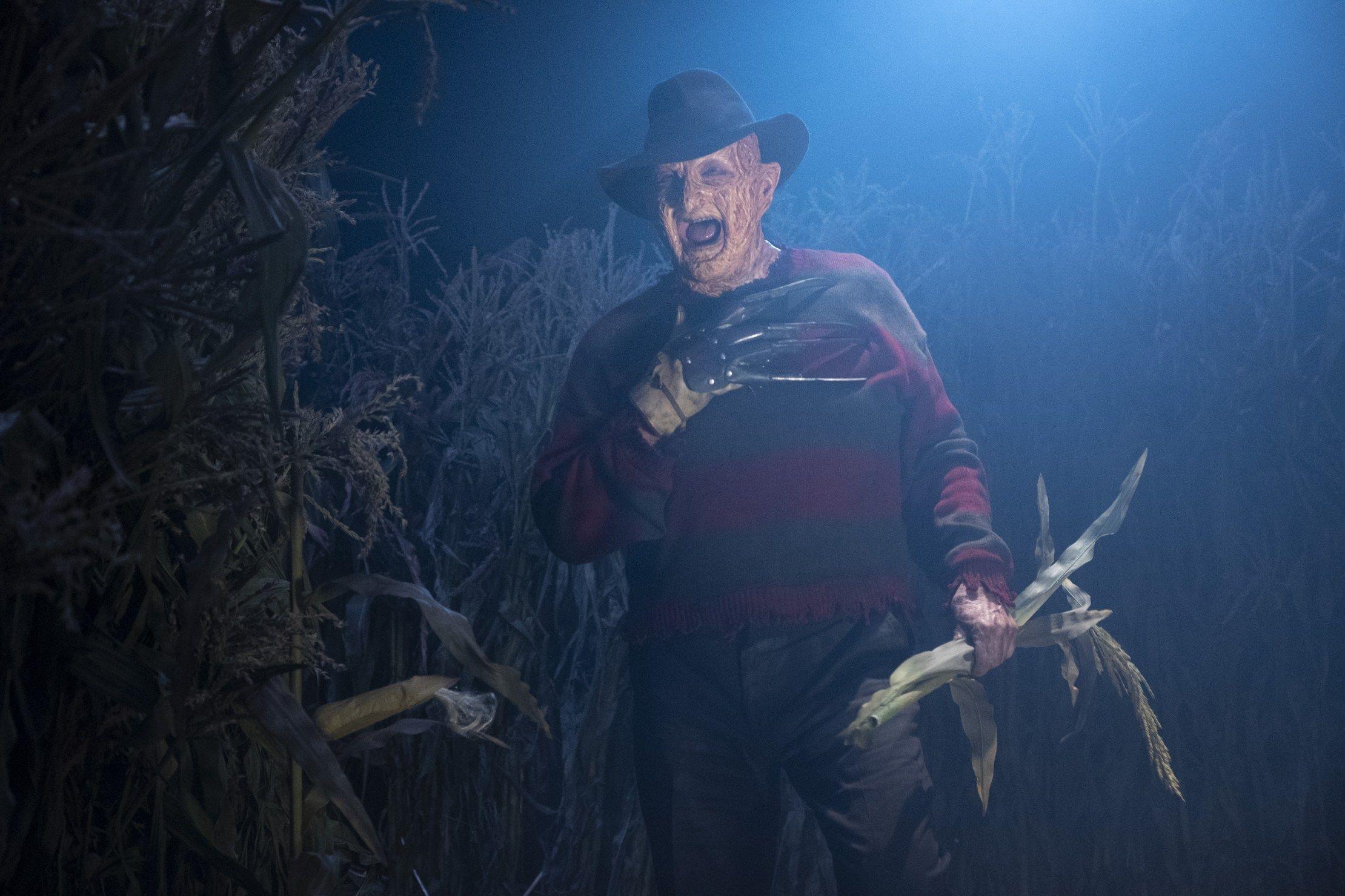 """10 imágenes del regreso de Robert Englund como Freddy en """"The Goldbergs"""""""