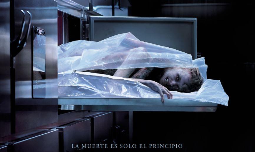 """""""Cadáver"""": Tráiler español y póster. Estreno en cines el 30 de noviembre."""
