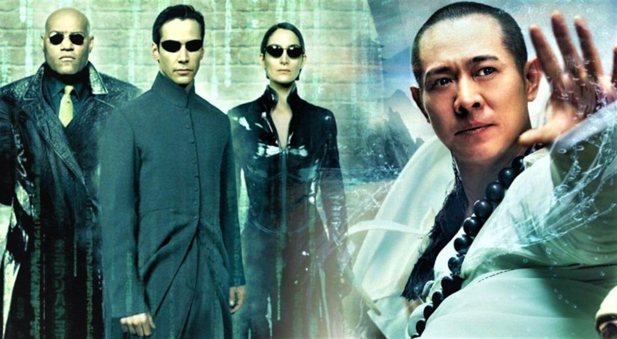 """Jet Li rechazó estar en """"Matrix"""" para que no le robaran sus movimientos"""
