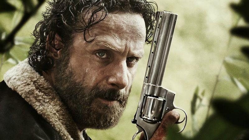 """""""The Walking Dead"""": Rick Grimes protagonizará una trilogía de películas"""