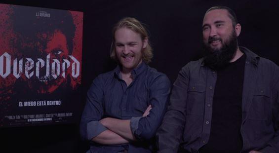 """""""Overlord"""": Entrevistamos al director Julius Avery y al actor Wyatt Russell"""