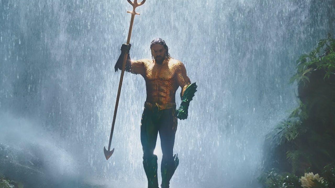 """Tráiler final -y espectacular- de """"Aquaman"""". Estreno en cines el 21 de diciembre"""