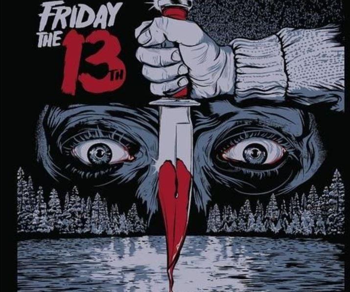 """75 pósters de la saga """"Viernes 13"""" para celebrar un buen Black Friday"""
