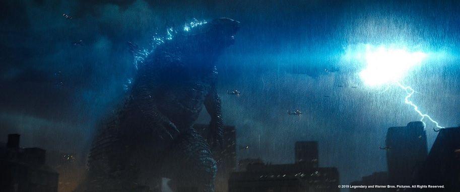 """Así son Mothra, Ghidorah, Rodan en """"Godzilla: Rey de los Monstruos"""""""