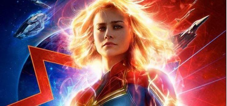 """""""Capitana Marvel"""" muestra su nuevo póster (y mañana nuevo tráiler en castellano)"""