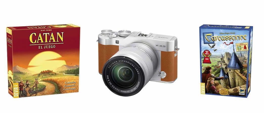 Grandes descuentos en juguetes y cámaras digitales en las ofertas de hoy