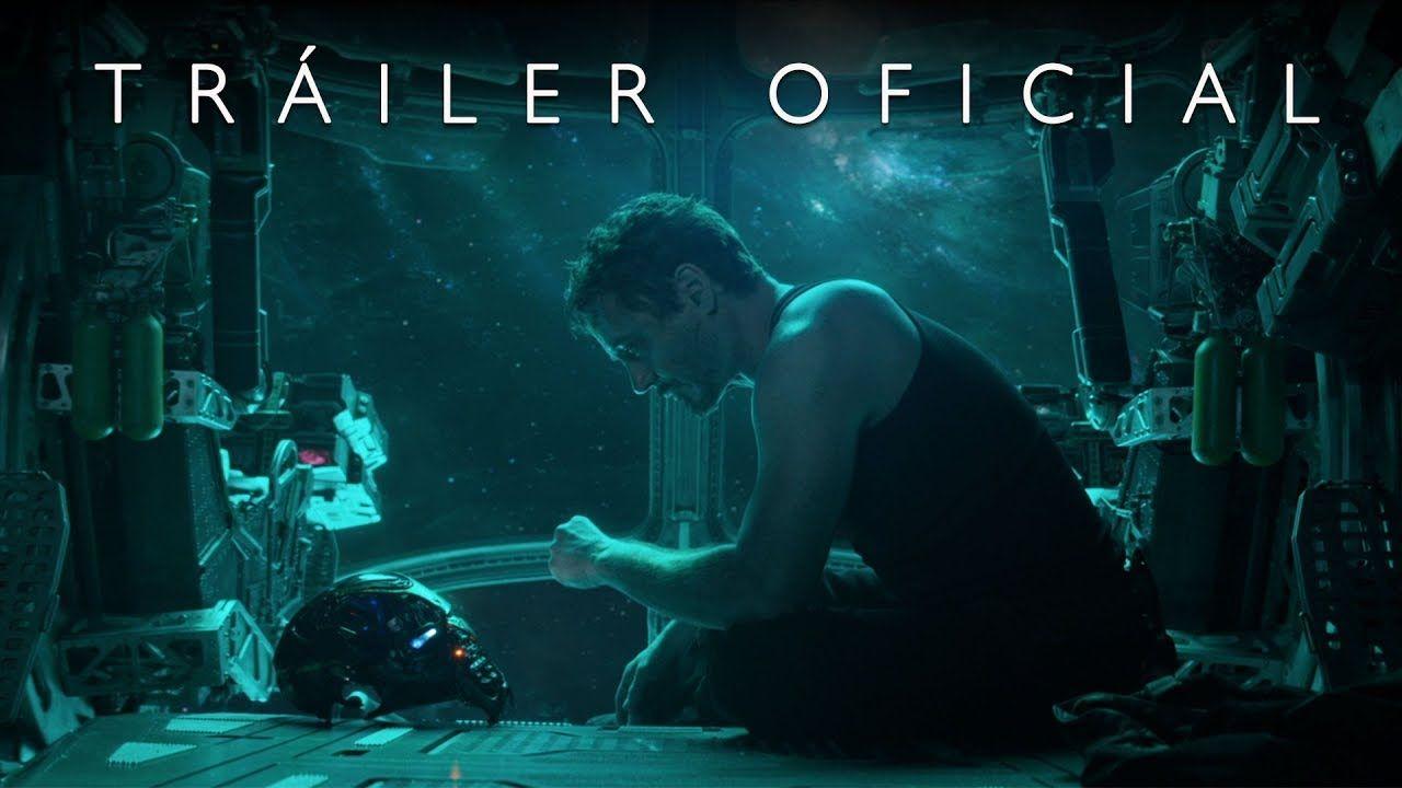 """""""Vengadores: Endgame"""": Tráiler español. Estreno en cines en abril de 2019."""