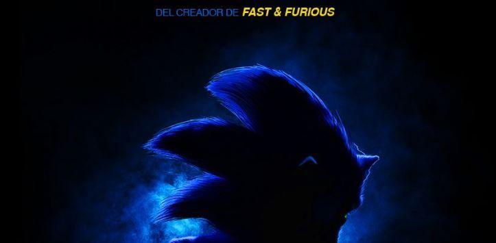 """Primer póster de """"Sonic: La Película"""" y fecha de estreno en cines"""