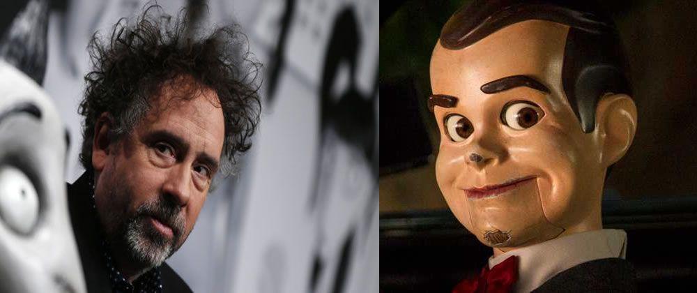 """Tim Burton estuvo a punto de rna adaptación de """"Pesadillas"""""""