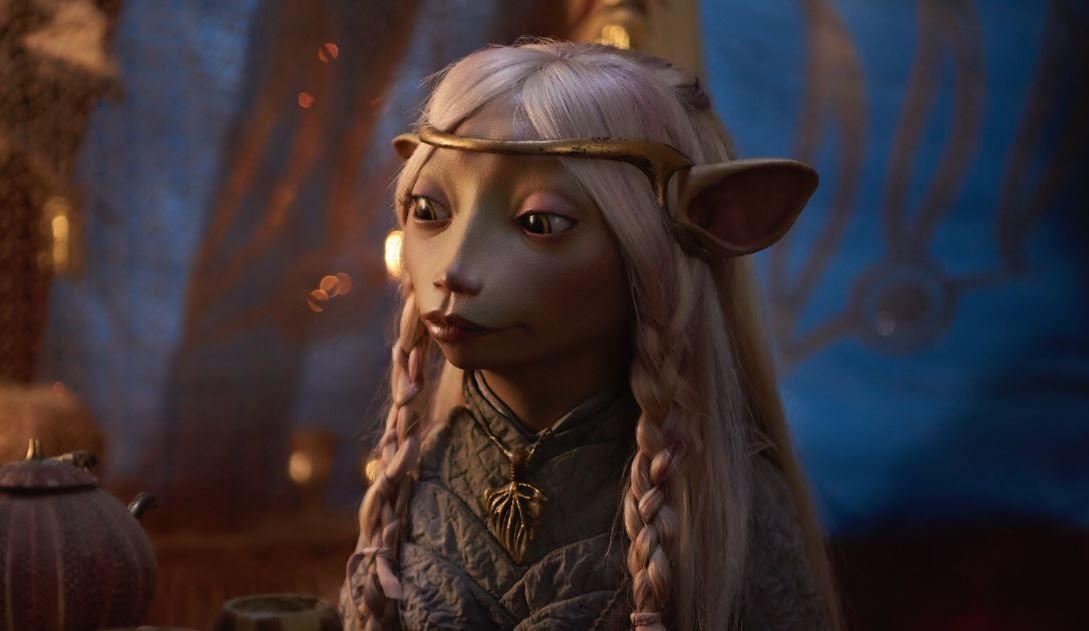 """Netflix muestra las primeras imágenes de la precuela de """"Cristal Oscuro"""""""
