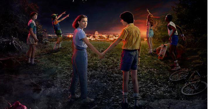 """""""Stranger Things"""": Tráiler y póster de la 3ªT que llegará el 4 de julio"""
