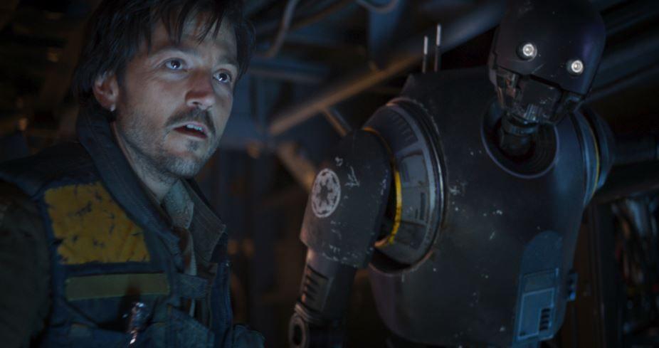 """""""Rogue One"""": El spin-off televisivo comenzará a rodarse en octubre"""