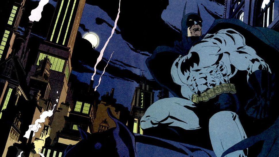 """En marcha una adaptación animada de """"Batman: El Largo Halloween"""""""