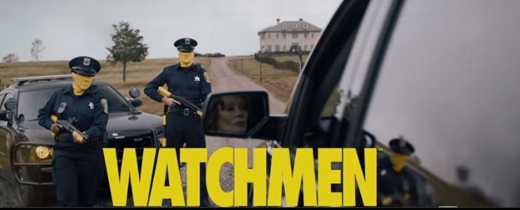 """""""Watchmen"""": Primer vistazo a la adaptación televisiva de la HBO"""