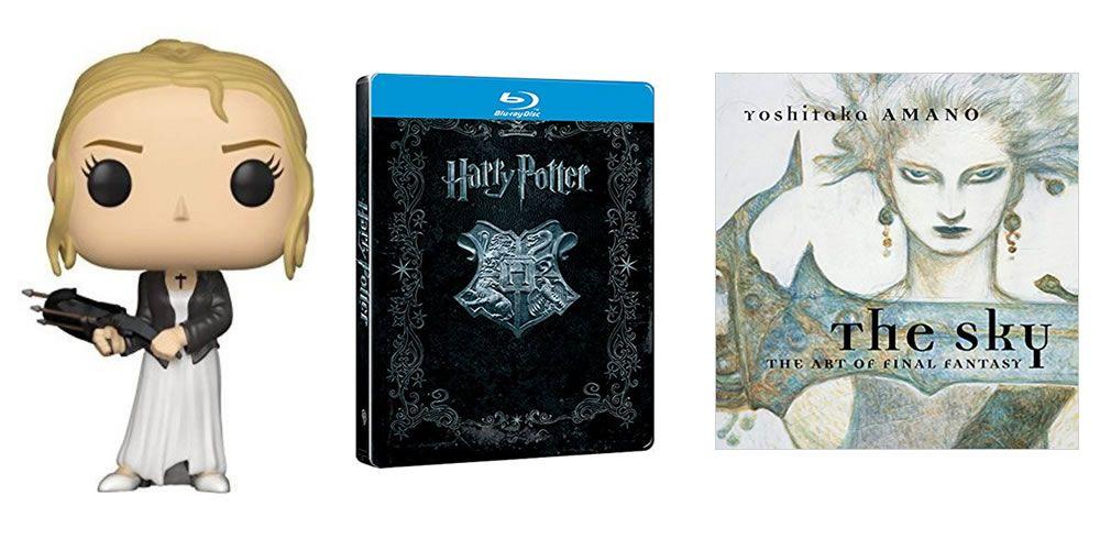 Fantásticas ofertas en Blu-Ray, Videojuegos y moda hoy miércoles