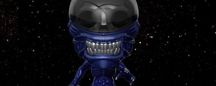 Tendremos un Funko Pop! conmemorativo de Alien por su 40º aniversario