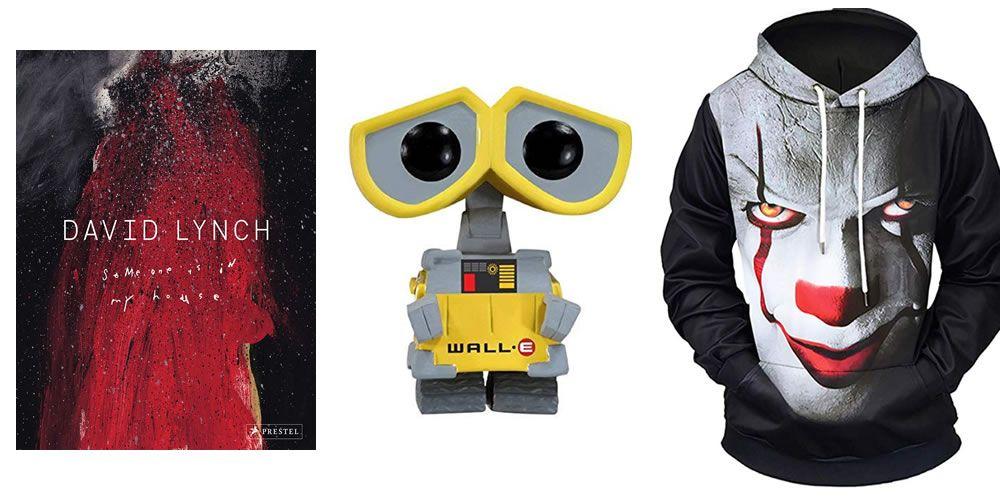 Libros de cine, Blu-Ray, merchan y juegos en las grandes ofertas de hoy