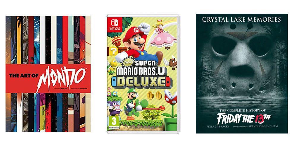 Grandes ofertas en libros de cine, películas, videojuegos y Funko