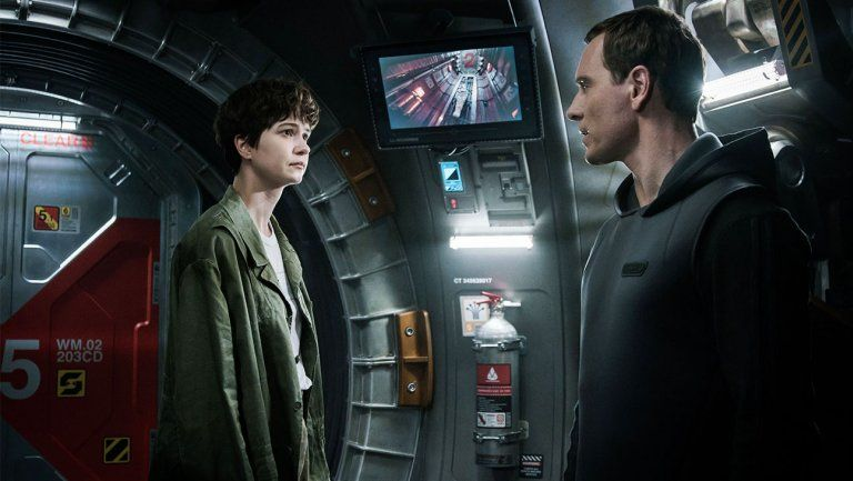 "Katherine Waterston no sabe nada de una secuela de ""Alien Covenant"""