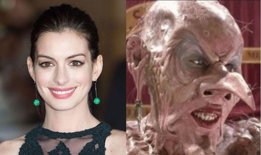 """Anne Hathaway protagonizará el reboot de """"La Maldición de las Brujas"""""""