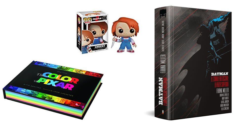 Pixar, Batman, Gaming y Alien entre las ofertazas de hoy miércoles
