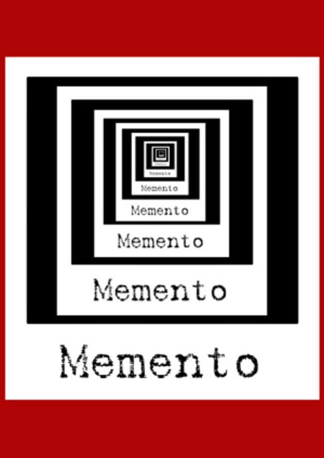Galeria de Posters de Memento