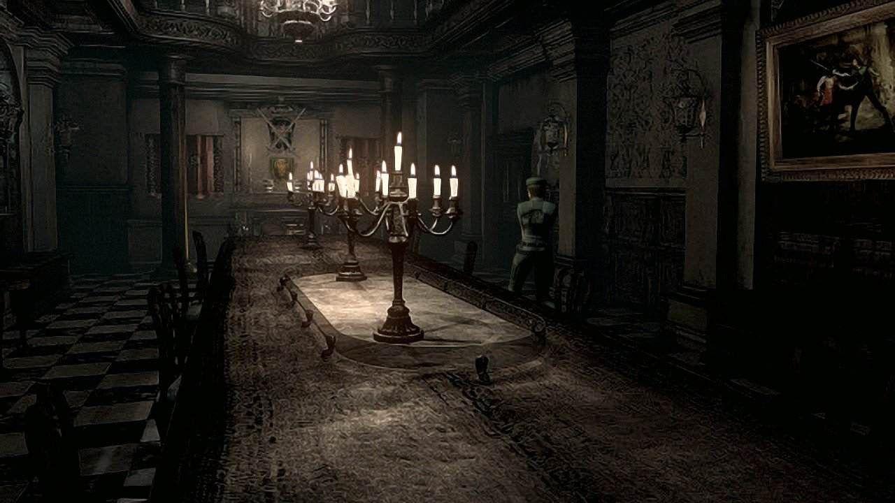 Resident Evil: HD Remaster Imagen-1
