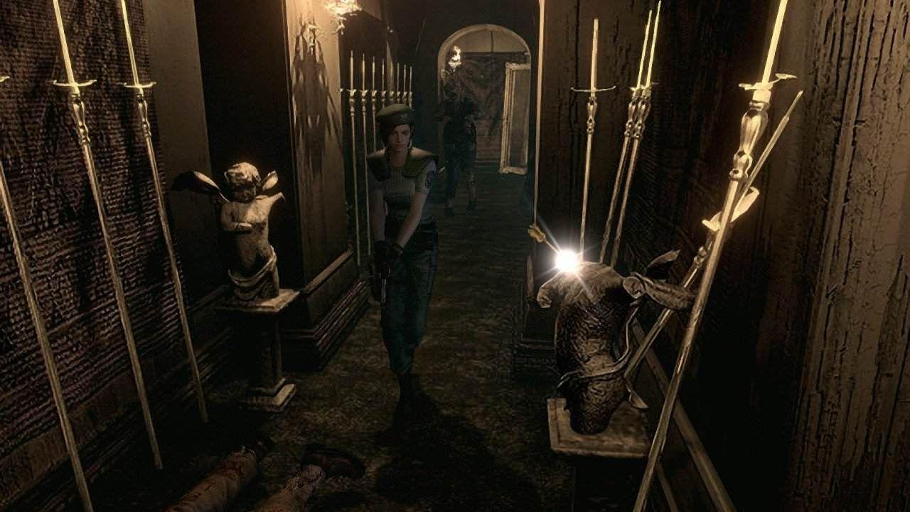 Resident Evil: HD Remaster Imagen-10