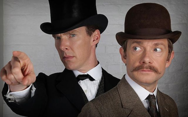 Sherlock Episodio especial