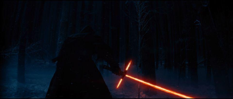Poster Trailer Star Wars Episodio VII