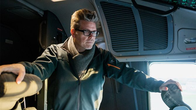 Christopher McQuarrie Star Wars Rogue One