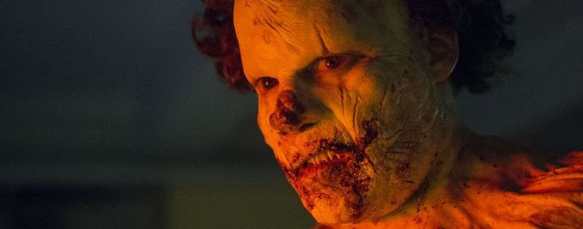 Trailer Britanico Clown