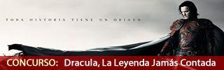 Concurso Dracula Leyenda Jamas Contada
