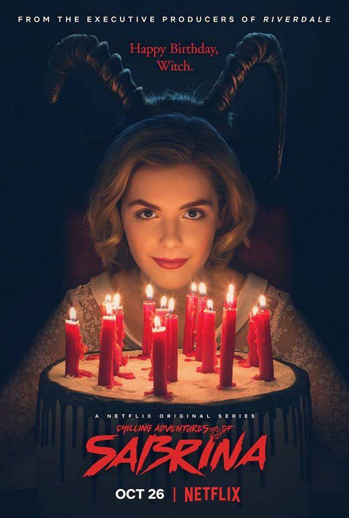 Escalofriantes Aventuras de Sabrina Poster
