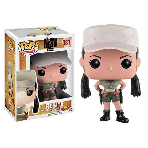 Quot The Walking Dead Quot Se Revelan Los Funko Pop De La 7 170
