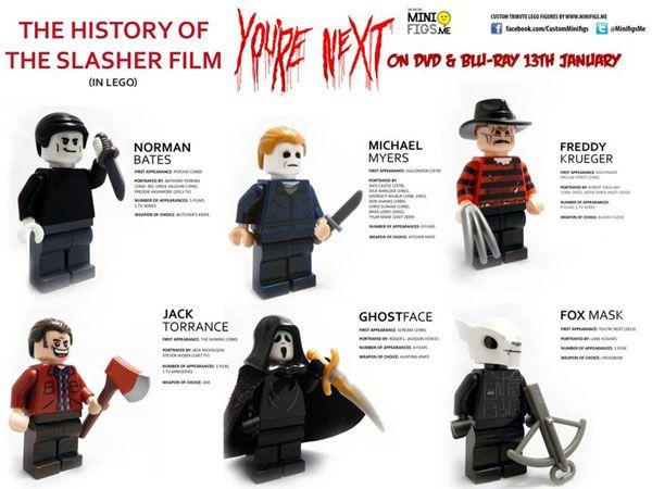 Lego Tu Eres el Siguiente