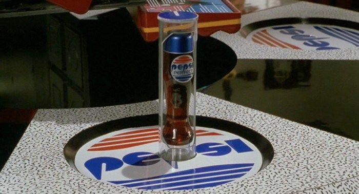 Pepsi botella conmemorativa Regreso al futuro