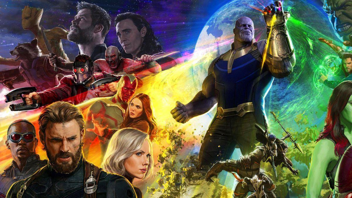 Presupuesto Vengadores Infinity War