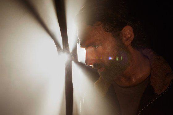 AMC Renueva The Walking Dead