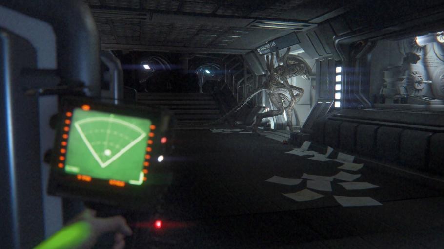 Lanzamiento Alien Isolation