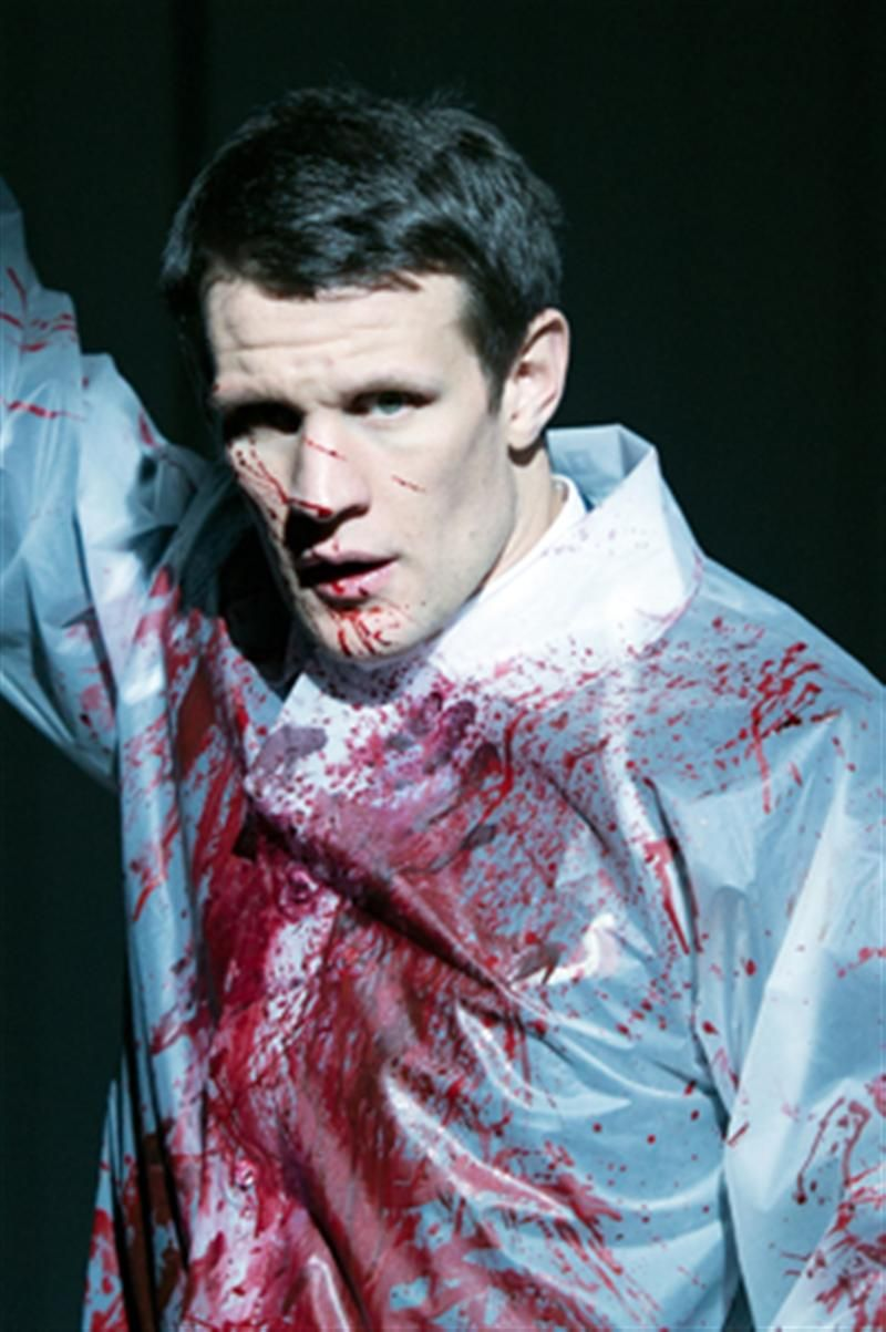 Matt Smith Patient Zero