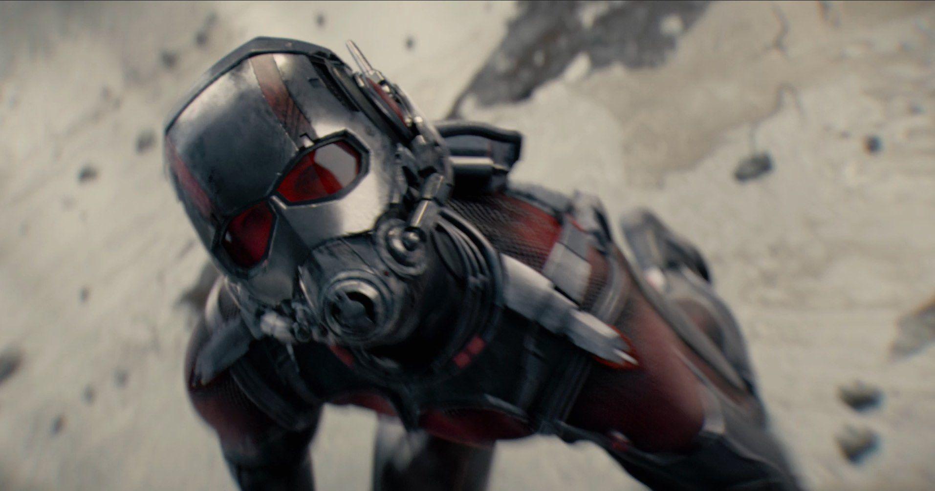 Ant-Man Nuevo Poster