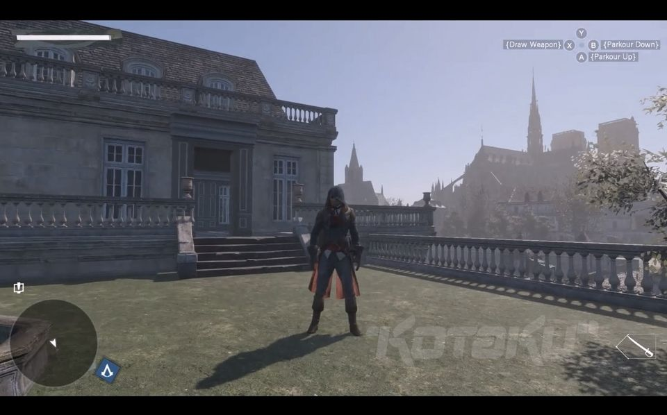 Trailer  Assassins Creed Unity