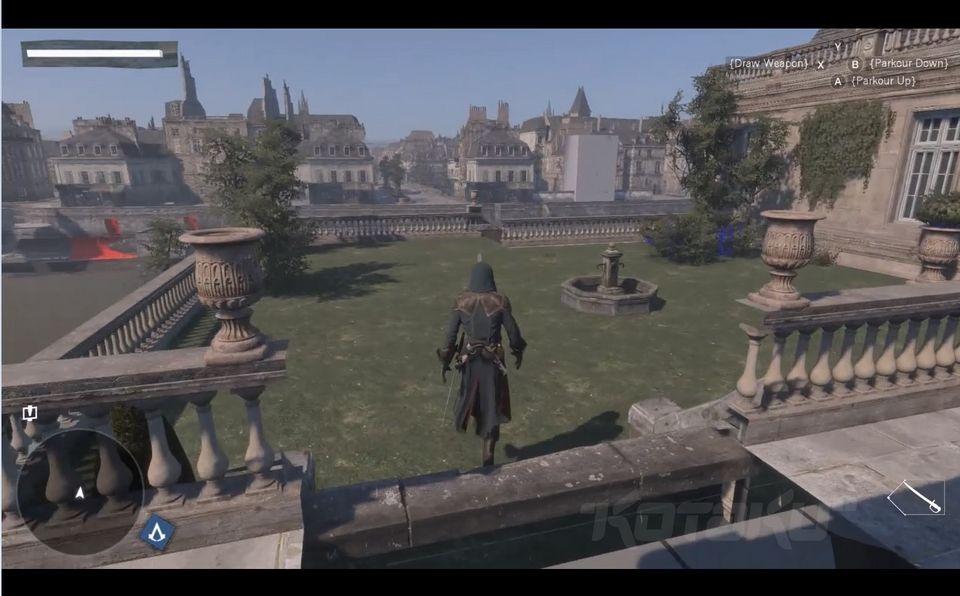 Imágenes Assassins Creed Unity