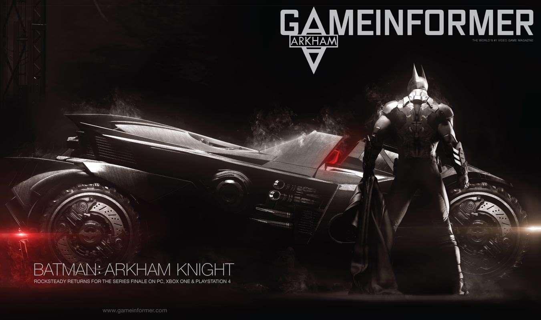 Anunciado Batman Arkham Knight