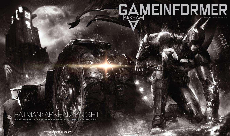 Batman Arkham Knight PS4, 360 y PC